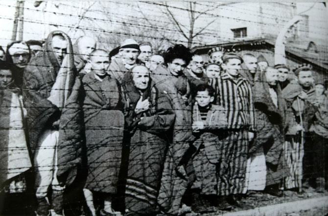 Освенцим - лагерь смерти
