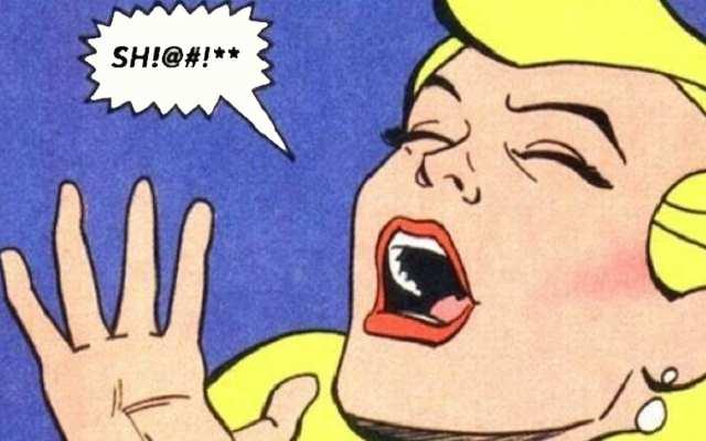 Рейтинг самых «матерящихся» сфер деятельности от компании Mail.Ru Group