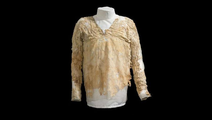 Самое старое платье нашли в Египте