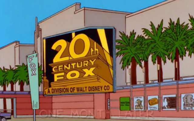 Способность «Симпсонов» предсказывать будущее жутко впечатляет