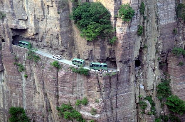 Туннель Гуолян, Китай