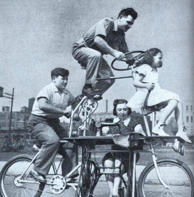Велосипед GoofyBike