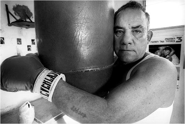 еврейский боксер Саламо Арух