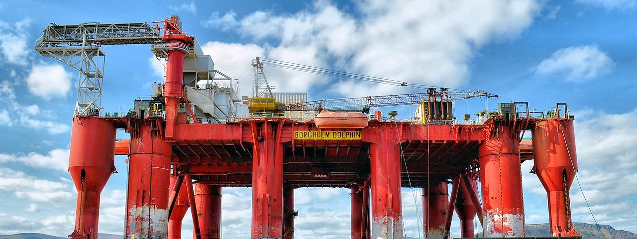 5. Работа на нефтяной платформе