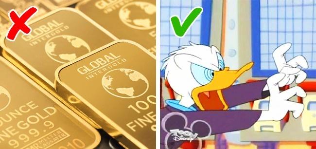 11. Золото