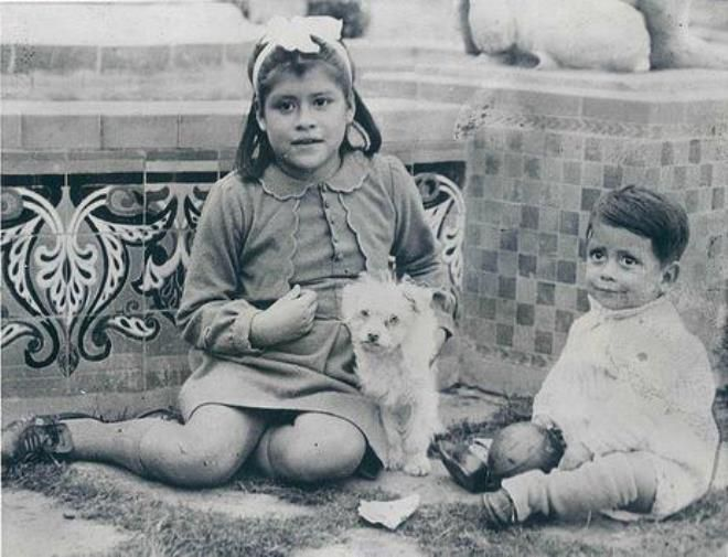 5-летняя перуанская девочка Лина Медина