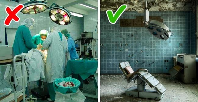 5. Хирурги
