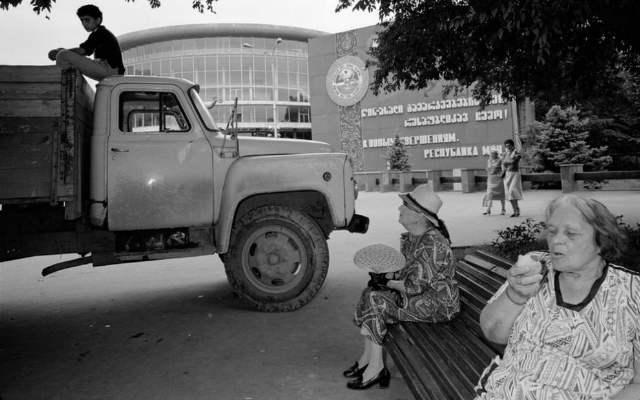 Атмосфера города Сочи 1988 года