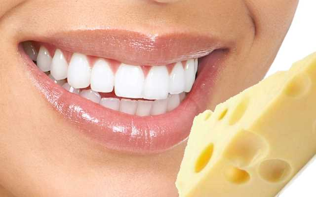 Сыр полезен для зубов и костей