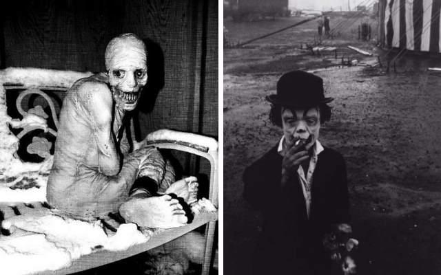 Жуткие фотографии прошлого, наводящие ужас