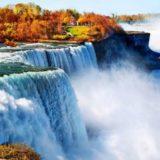 10 любопытных фактов о Ниагарский водопад