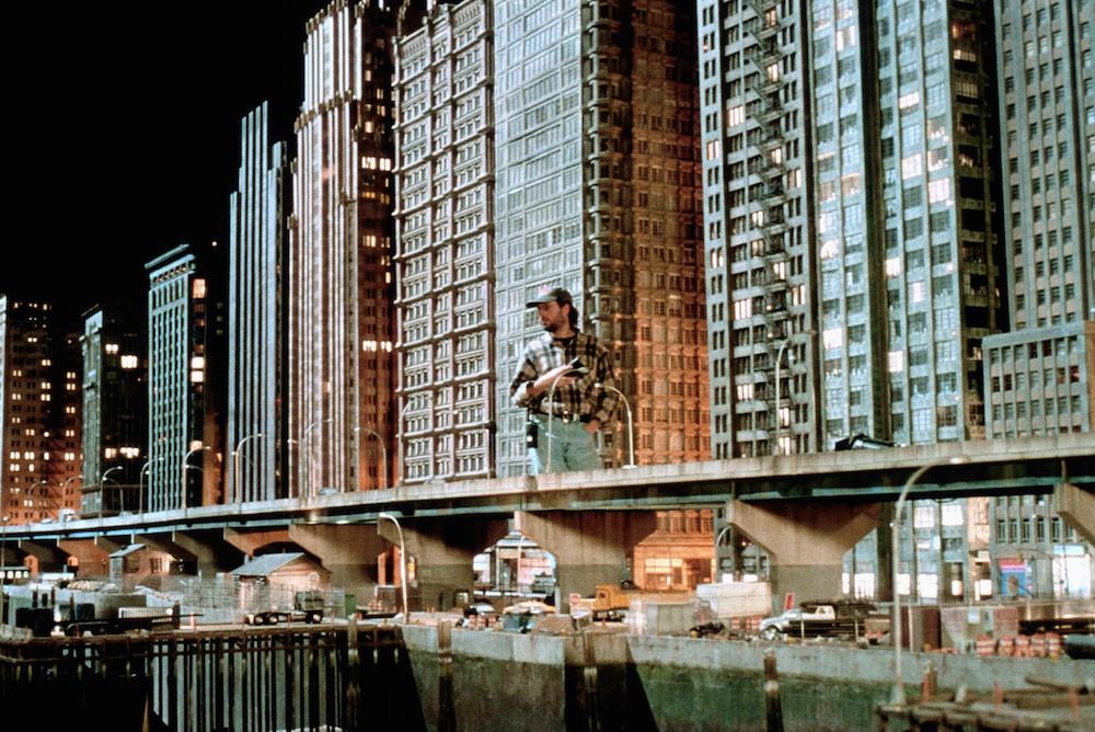 Миниатюра Нью-Йорка для фильма «Годзилла» (1989)
