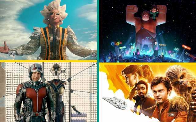 График выхода новых фильмов компании Disney в 2018 году