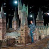 Интересные фото со съемок фильма «Гарри Поттер»