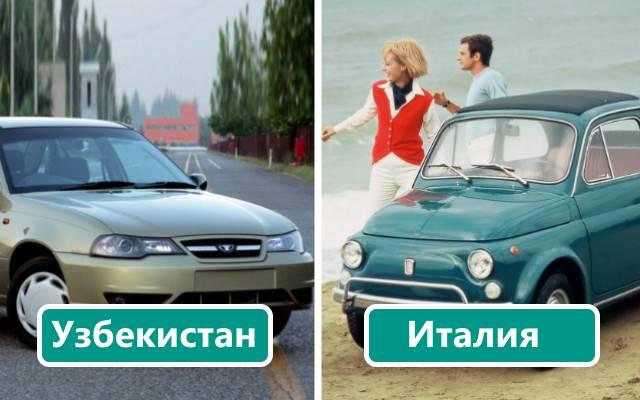 «Народные» автомобили разных стран мира