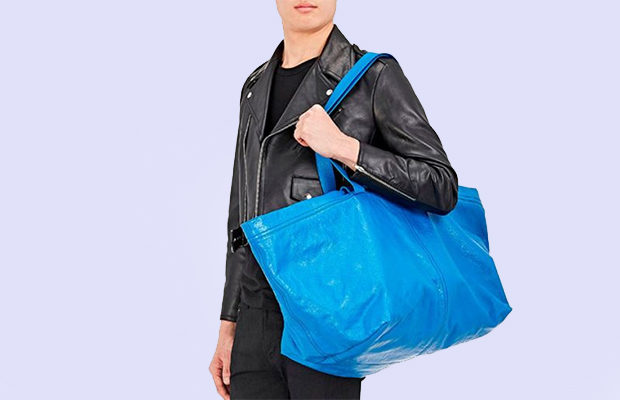 Самая дорогая сумка для шопинга  — Balenciaga