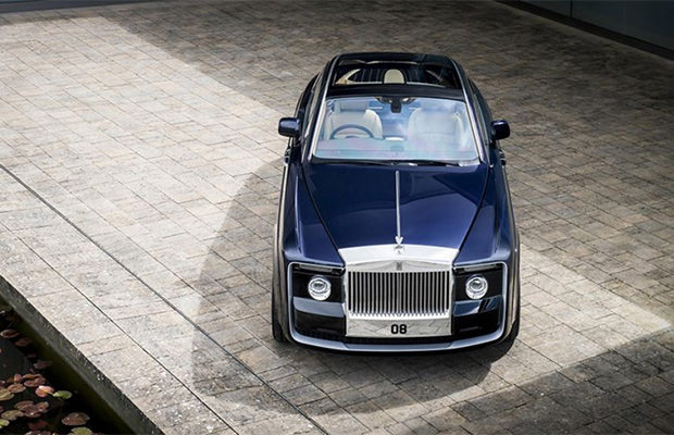Автомобиль дороже самого дорогого автомобиля года (возможно) — Rolls-Royce Sweptail