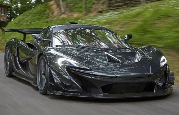 Самый дорогой автомобиль года — McLaren P1 LM
