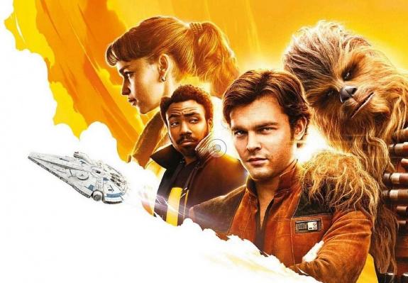 Соло Звездные войны. Истории