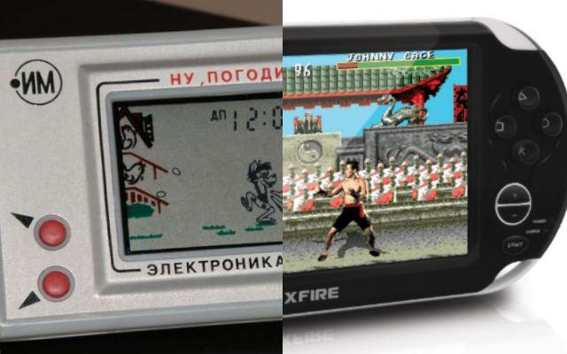 Советский вариант современных девайсов