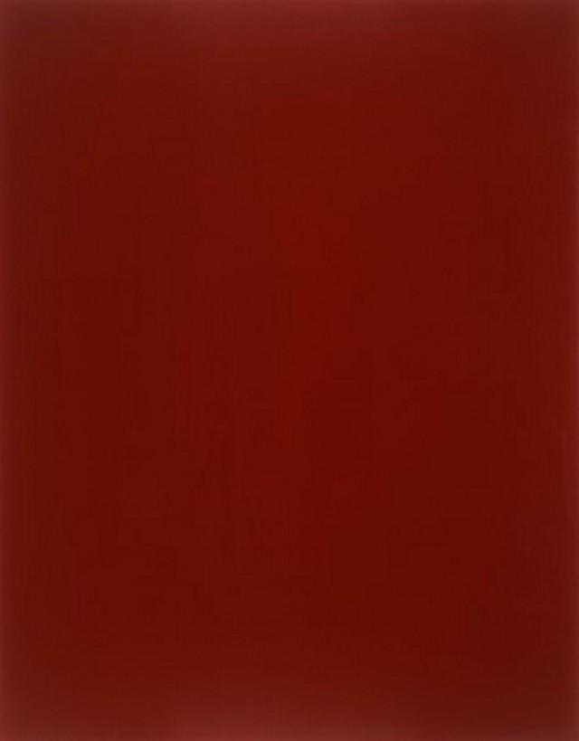 2. Герхард Рихтер. «Кроваво-красное зеркало» — 1,1 млн долларов.