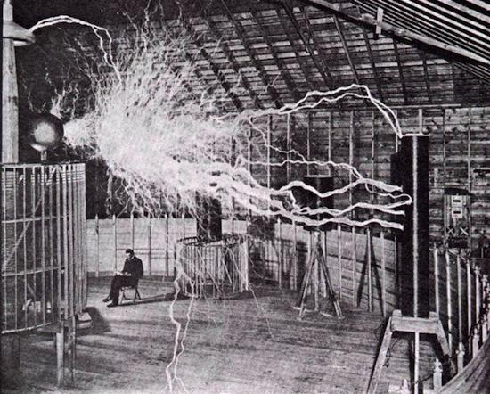 Беспроводная передача электричества
