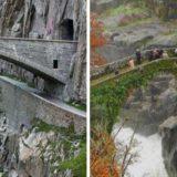 10 замков и мостов, предположительно построенных дьяволом