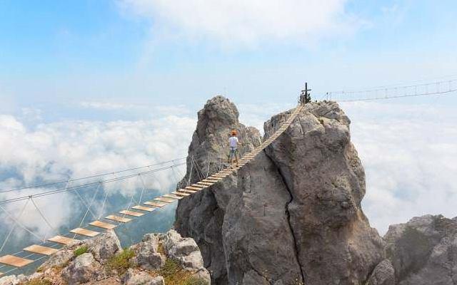 18 самых страшных мостов в мире