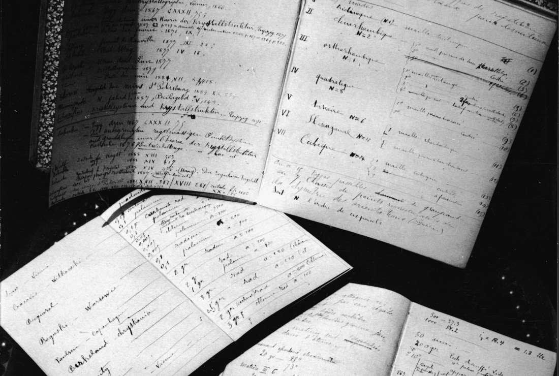 Дневники Марии Кюри все еще радиоактивны