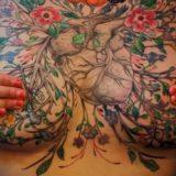 Эти женщины с помощью татуировки красивозамаскировали шрамы от удаления рака молочной железы