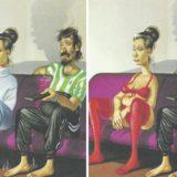 Иллюстрации Герхарда Хадерера на тему, что не так с сегодняшним обществом