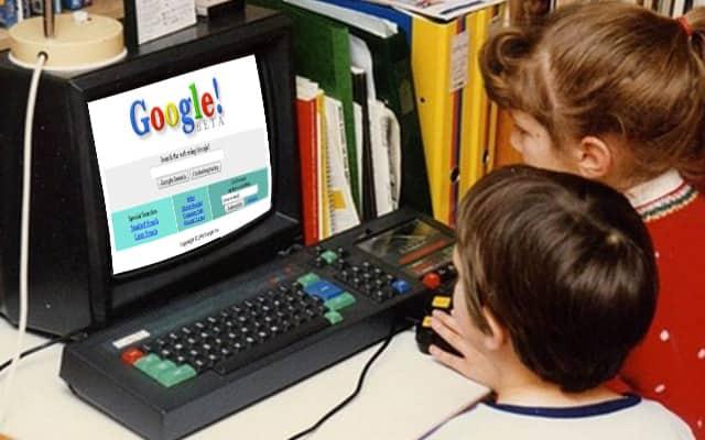 Как популярные сайты выглядели 20 лет назад
