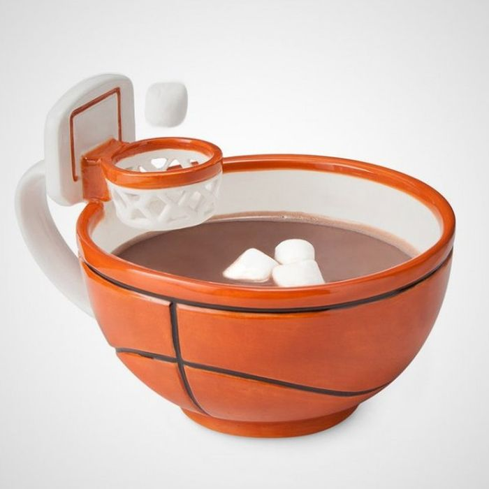 Кружка для фанатов Баскетбол
