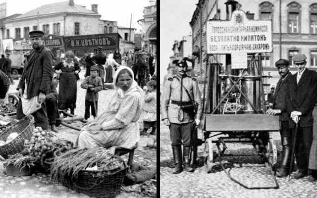 Любопытные исторические фотографии жизни в России с 1900-х по 1910-е годы