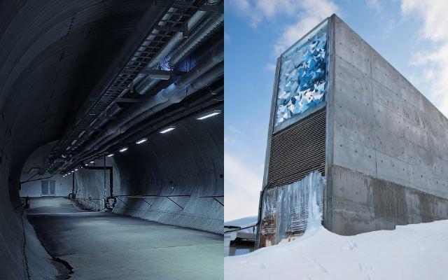 Посети самый важный холодильник на Земле: «Хранилище Судного Дня»