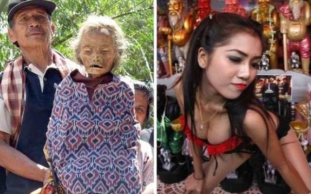 Самые необычные похоронные традиции в мире