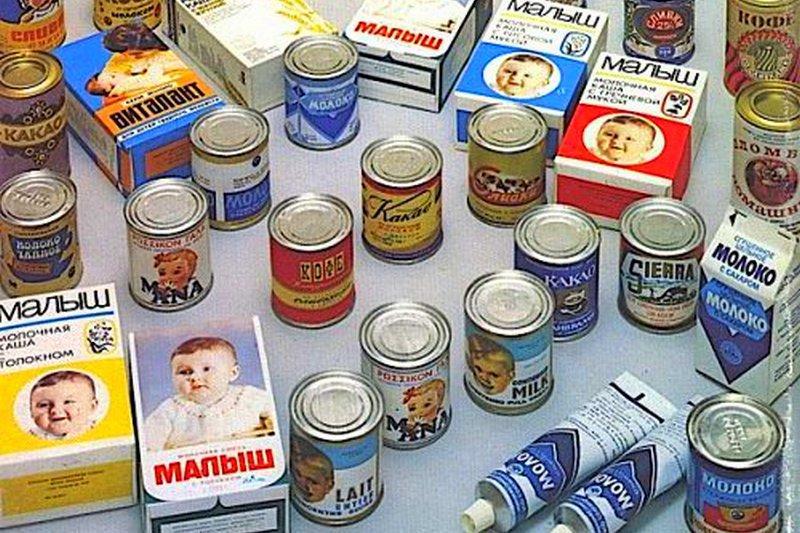 Сохранность продуктов