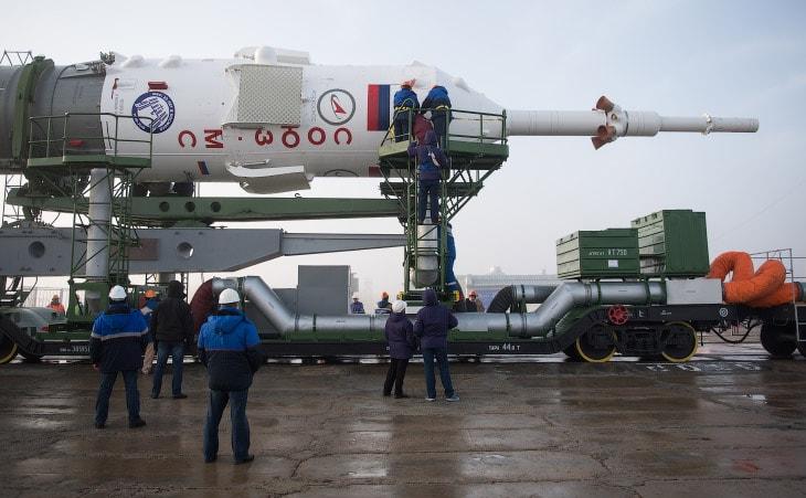 Союз МС-08