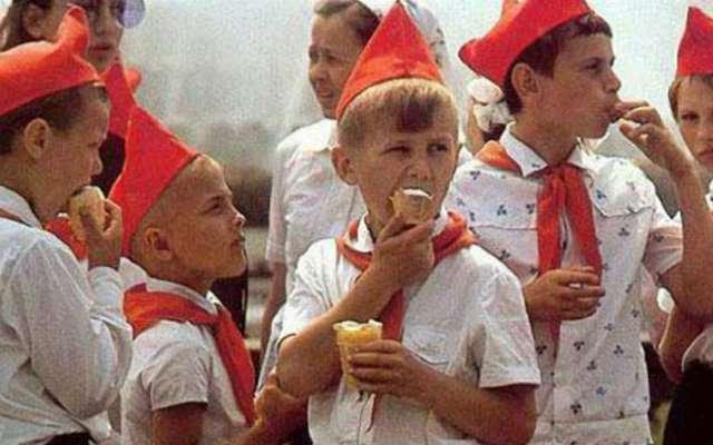 В чем секрет популярности советского мороженого