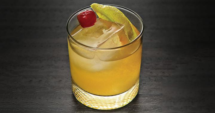 5 место. Виски сауэр