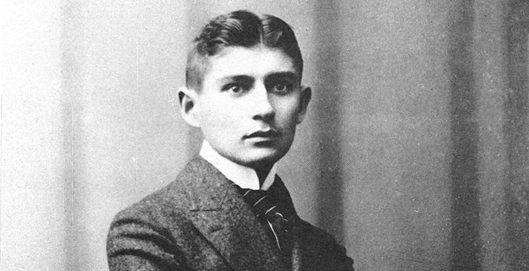 Франц Кафка, умер от чахотки 3 июня 1924 года