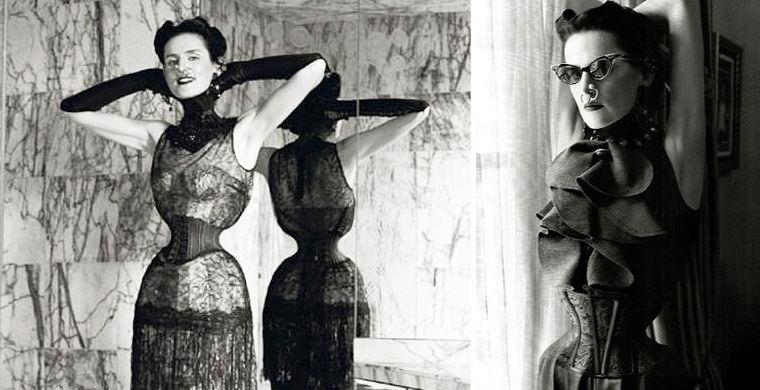 Этель Грейнджер, обладательница самой тонкой талии в мире
