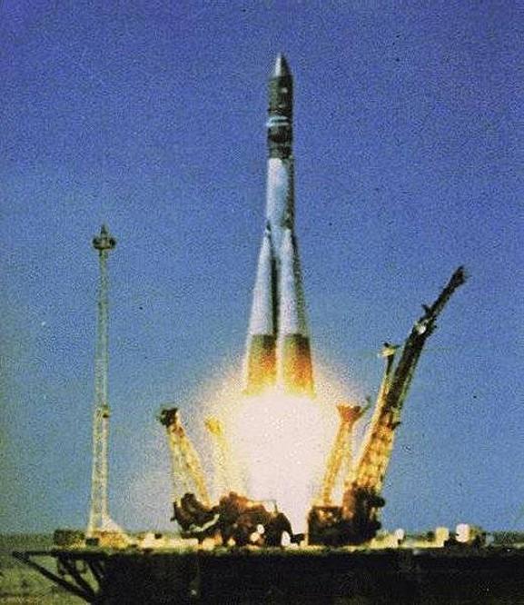 Перед полётом «Востока-1» произошло ЧП