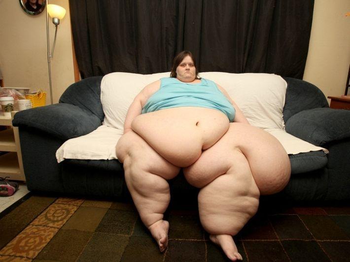 самая тяжелая женщина в мире