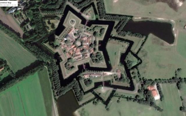 19 загадочных снимков, сделанные Google Earth, которые вас удивят