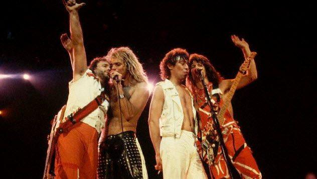 Группа «Van Halen»
