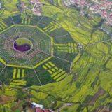 Потрясающие фото Китай с высоты птичьего полета