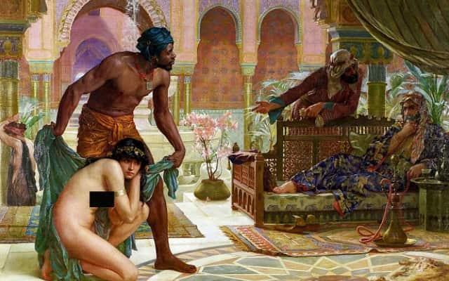 Сексуальные традиции прошлого, способные шокировать18+