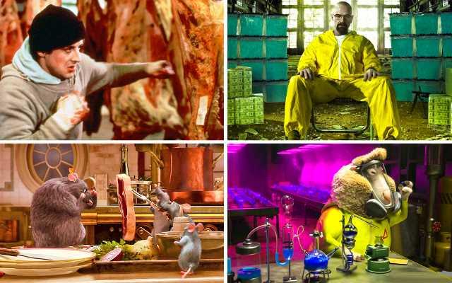 22 скрытые пасхалки в фильмах и сериалах