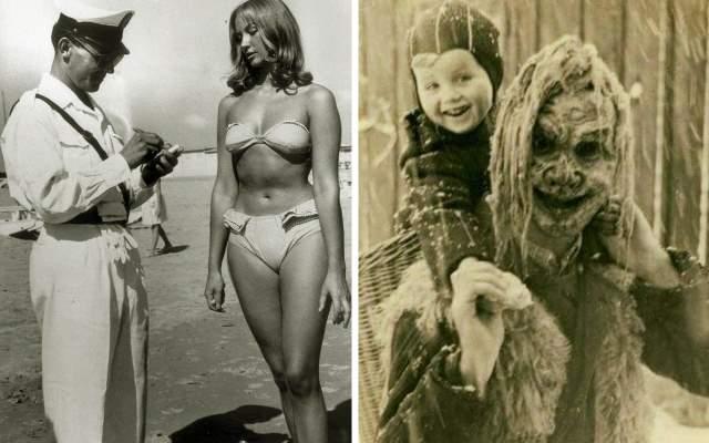 23 редкие исторические фотографии